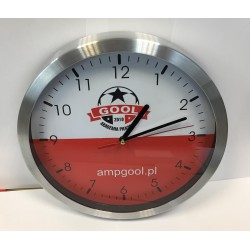 Zegar Akademii Piłkarskiej GOOL